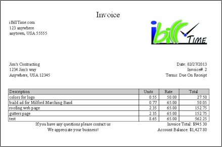 Aliexpress Invoice Excel Features Of Online Invoicing  Online Time Tracking  Online  Vat Invoice Format In India Word with Tiffany Receipt Pdf Easy To Read Invoices Receipt Format For Cheque Payment